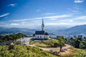 Igreja Chiesetta Alpina - Jaraguá do Sul